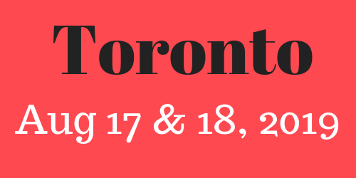 Botox and Filler Certificate course – Toronto Aug 17 and 18, 2019