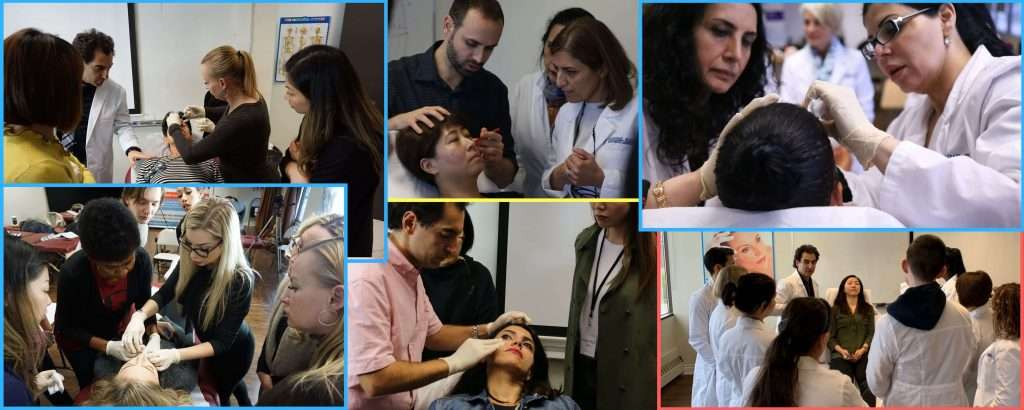 1-Day Certificate Program for Dentists: botox and filler training