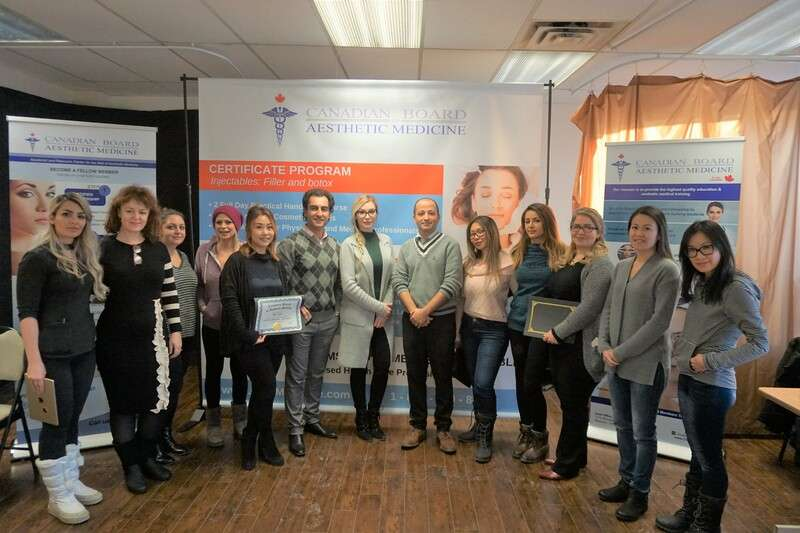 CBAM - Canadian Board of Aesthetic Medicine