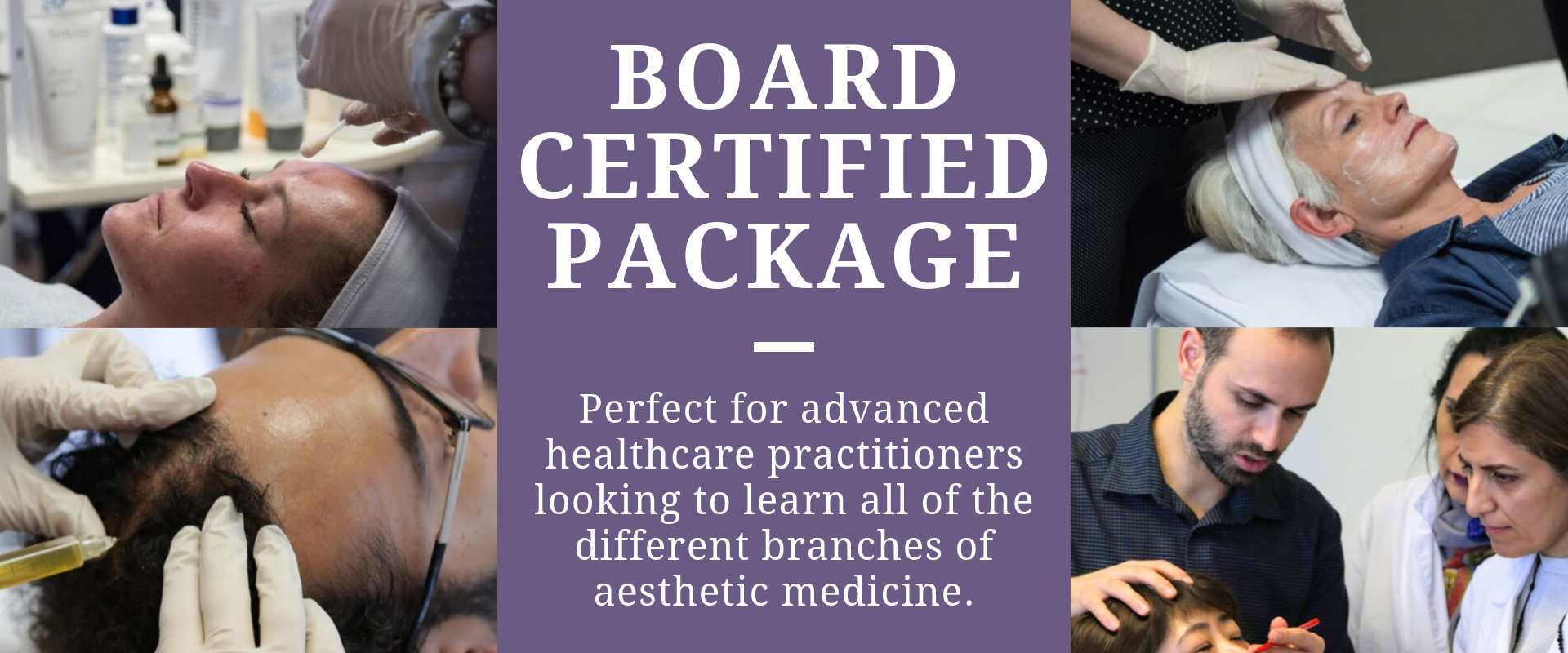 botox training, filler course, prp, and mesotherapy-Certification Courses for Physicians & Nurses-Canadian Board of Aesthetic Medicine (CBAM)