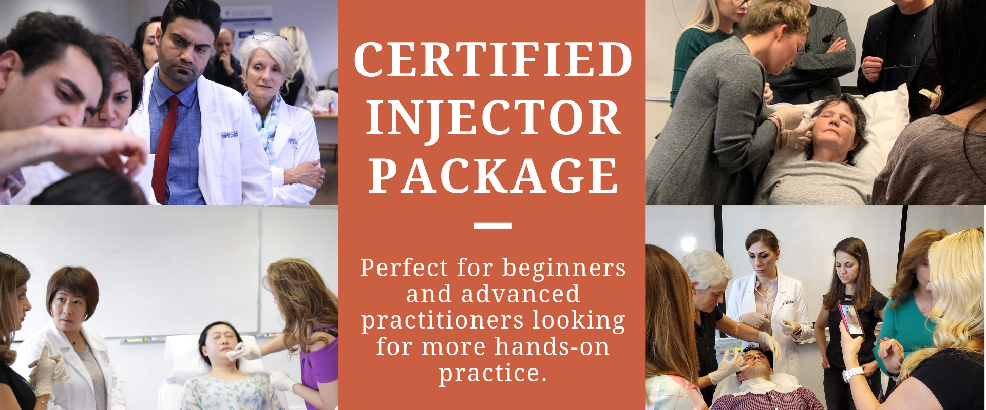 Certified Injector Package