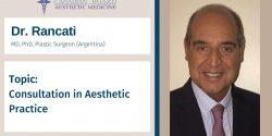 Dr. Rancati, Injectables, CBAM, Botox, Filler, Cadaver, Lab, Education, Master, Basic, Advance