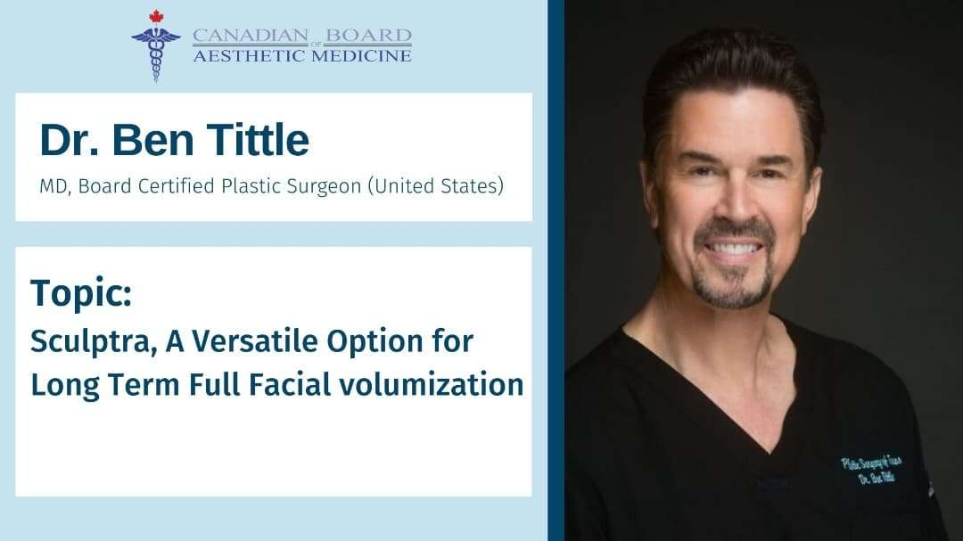 Dr. Tittle, Injectables, CBAM, Botox, Filler, Cadaver, Lab, Education, Master, Basic, Advance