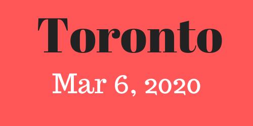 mar 6 2020
