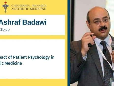 Dr. Ashraf Badawi, Aesthetic medicine, botox, filler, iv nutrition, rhinoplasty, laser, prp, mesotherapy, injection, injectables