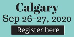 Sep 26-27 Calgary